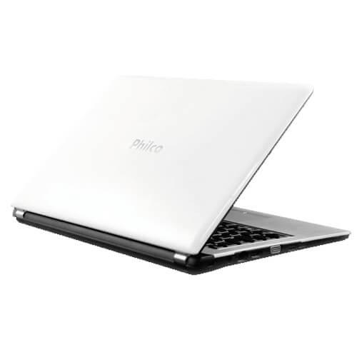 "Notebook Philco 14I-S744W8SL-3D - AMD Phenom II X2 - RAM 4GB - HD 500GB - LED 14"" - Windows 8"