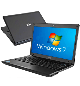 "Notebook CCE WIN WM545B - Intel Core i5-2410M - RAM 4GB - HD 500GB - LED 14"" - Windows 7 Home Basic"
