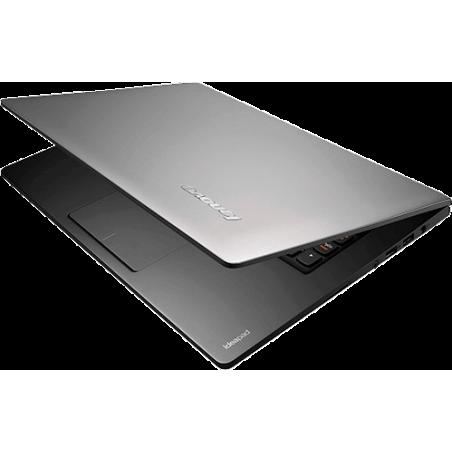 "Notebook Lenovo S400-59356718 - Intel Core i5-3317U - RAM 4GB - HD 500GB - LED 14"" - Windows 8 - Prata"
