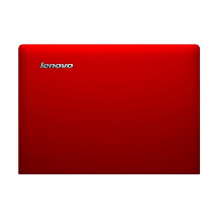 "Notebook Lenovo S400-963065P - RAM 4GB - HD 500GB - Intel Core i3-2375M - LED 14"" - Windows 8 - Vermelho"
