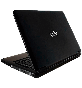 "Notebook CCE 2 IRON-345PE+ - Intel Core i3 2310M - RAM 4GB - HD 500GB - LED 14"" - Windows 8"