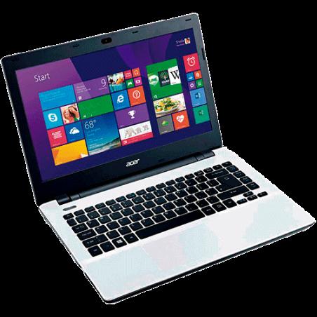 "Notebook Acer E5-471-30DG Branco - Intel Core i3-5005U - RAM 4GB - HD 1TB - Tela LED 14"" - Windows 8.1"