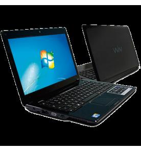 "Notebook CCE Win D35B - Intel Core i3-330M - RAM 3GB - HD 500GB - Tela 14.1"" - Windows 7 Home Basic"