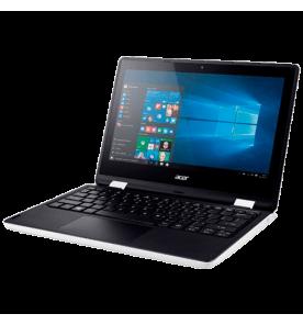 "Notebook 2 em 1 Acer R3-131T-P9JJ - Intel Pentium Quad Core - RAM 4GB - HD 1TB - Tela LED 11.6"" - Windows 10 - Branco"