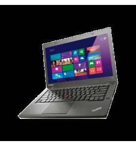 "Ultrabook Lenovo T440-20AW002VBR - Intel Core i5-4300M - RAM 4GB - HD 500GB - SSD 16GB - Tela 14"" - Windows 8 - Preto"