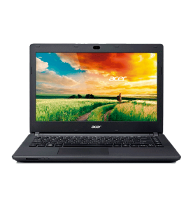 "Notebook Acer ES1-411-P5M3 - Intel Pentium N3540 Quad Core - RAM 4GB - HD 500GB - tela LED 14"" - Windows 8.1 - Preto"