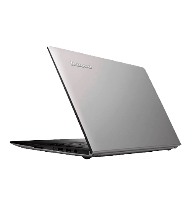 "Notebook Lenovo S400-59339693 - Intel Core i5-3317U - RAM 4GB - HD 500GB - Windows 8 - LED 14"" - Prata"