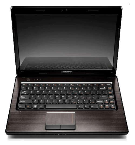 "Notebook Lenovo G470-432829P - Intel Core i5-2410M - RAM 4GB - HD 500GB - LED 14"" - Windows 7 Home Basic"
