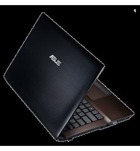 "Notebook Asus K43BY-VX012R - AMD C-50 - RAM 4GB - HD 500GB - LED 14"" - Windows 7 Home Basic"