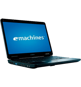 Notebook Acer Emachines EMD525-2201 Intel Celeron RAM 2GB - HD 160GB 14'' Windows 7 Starter