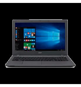 "Notebook Acer Aspire E5-574G-75ME Intel Core i7-6500U - Nvidia GeForce 4GB - 1TB HD - RAM 8GB - Grafite - LED 15.6"" Windows 10"