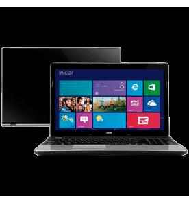 Notebook Acer E1-571-6462 - 15.6'' - Intel Core i3-2328M - Ram 6GB - HD 500GB - Windows 8