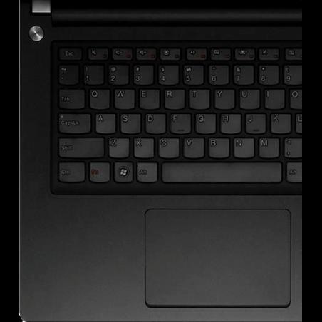 "Notebook Lenovo S400-59356721 - Prata - RAM 4GB - HD 500GB - Intel Core i3-3217U - Tela 14"" - Windows 8"