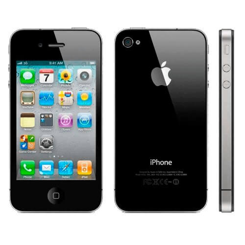 "iPhone 4s 16GB - Apple - 3G - iOS 7 - Wi-Fi - Tela 3.5"" - Câmera de 8MP - GPS - iCloud - Desbloqueado - Preto"