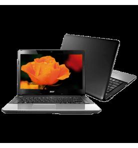 Notebook Acer E1-421-0868 - 14'' - Dual Core AMD E300B - Ram 2GB - HD 320GB - Windows 7 Starter