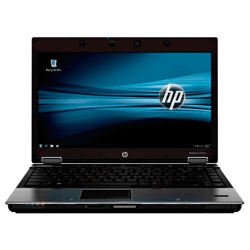 "Notebook HP Elitebook 8440W - Intel Core i5-M520 - HD 320GB - 3GB - LED 14"" - Cinza - Windows 10"
