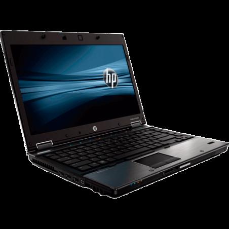 "Notebook HP Elitebook 8440W - Intel Core i5-M520 - HD 320GB - 3GB - LED 14"" - Cinza - Windows 10"
