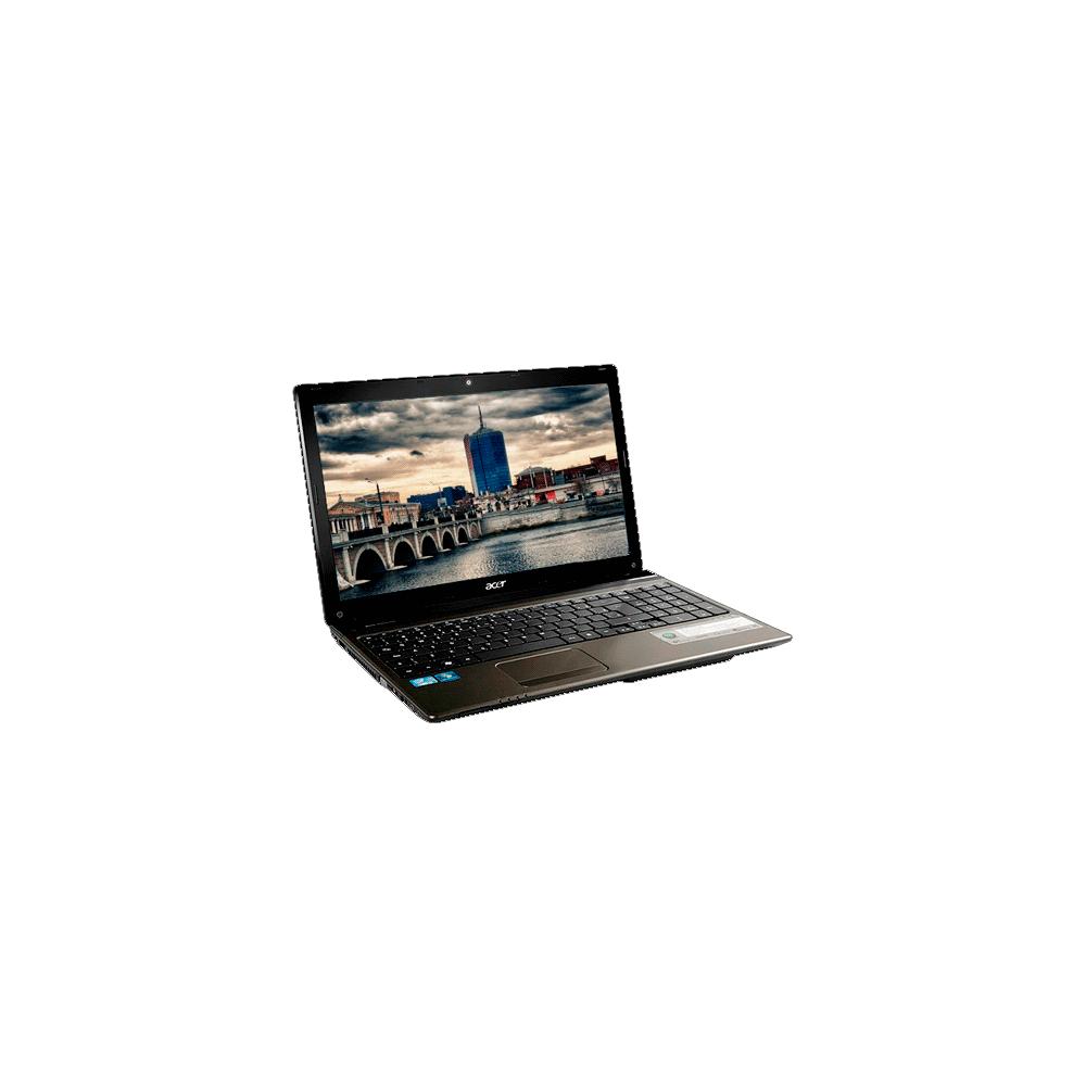 "Notebook Acer AS5750-6651 Intel Core i3 - 15.6"", RAM 6GB, HD 500GB Windows 7 Home Basic"