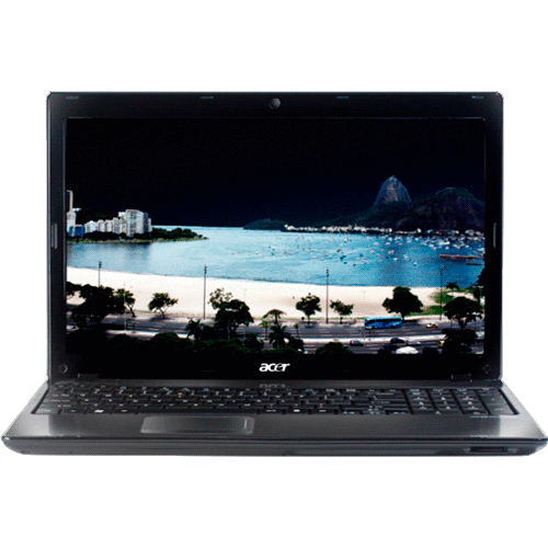 "Notebook Acer AS5551-1_BR237 - AMD Dual Core - 15.6"" - RAM 2GB - HD 320GB - Windows 7 Starter"