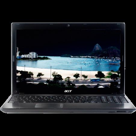 "Notebook Acer AS5551-1_BR237 - AMD Dual Core - 15.6"" - RAM 2GB - HD 320GB - Windows 7 Starter"