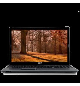 "Notebook Acer AS5250-0851 Dual Core E300 - 15.6"" RAM 2GB - HD 500GB Windows 7 Starter"