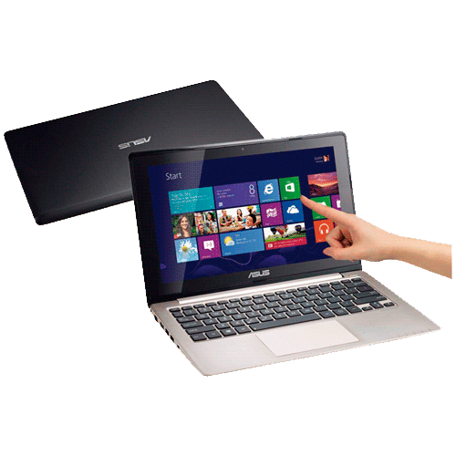 Notebook Asus Touch X202E-CT041H - Intel Dual Core - RAM 2GB - HD 500GB - Tela LED de 11.6'' - Windows 8