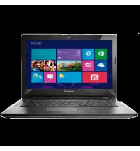 "Notebook Lenovo G40-80GA000BBR - Intel Core i5-4200U - RAM 4GB - HD  1TB - LED 14"" - Windows 8.1 - Prata"
