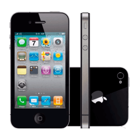 iPhone 4 8GB Preto