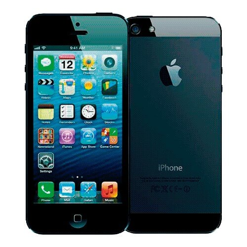 cda7a17d2 ... iPhone 5 16GB Preto - Apple - iOS 6 - Câmera de 8MP - 3G -