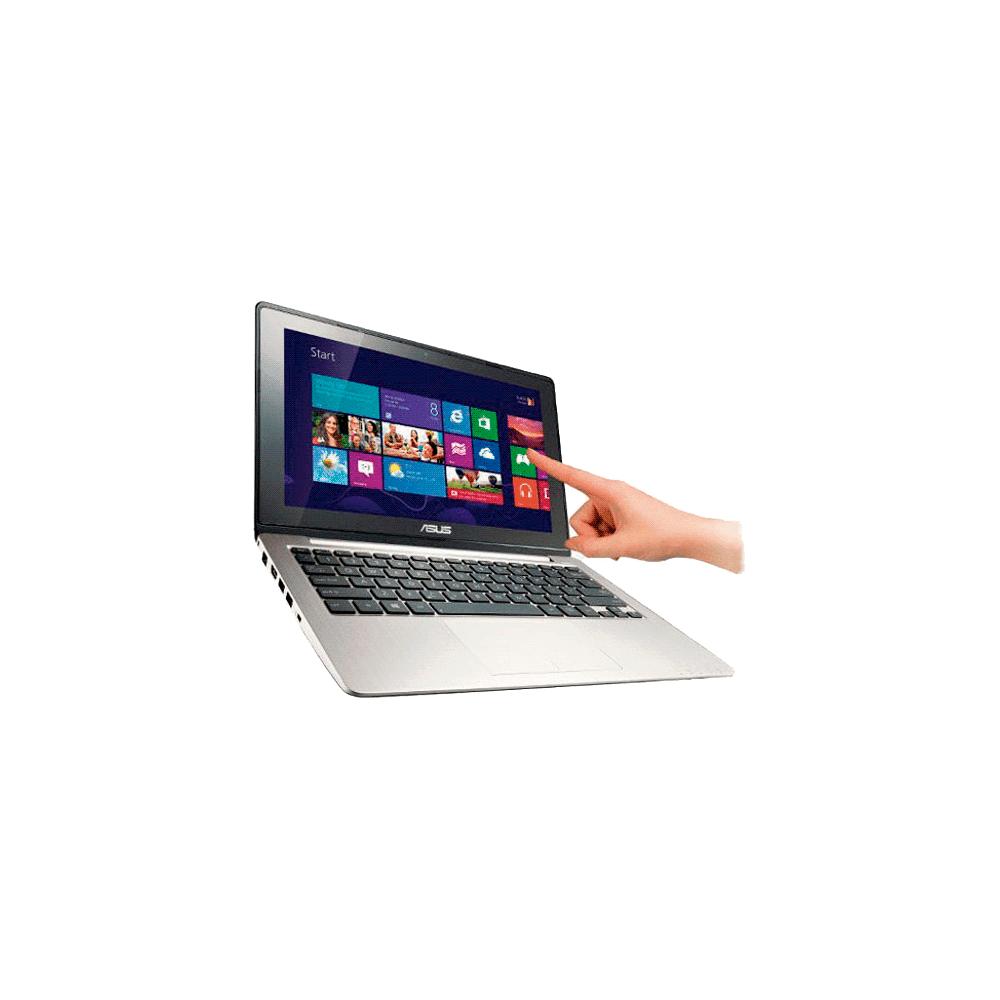 "Notebook Asus Vivobook X202E-CT265H - Intel Core i3-2365M - RAM 4GB - HD 500GB - LED 11.6"" - Touchscreen - Windows 8"