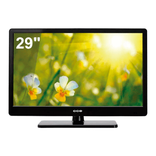 "TV 29"" LED CCE LT29G - Conversor Digital Integrado - Sleep"