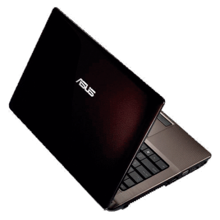 "Notebook Asus X44C-VX029R - Intel Core i3-2330M - RAM 4GB - HD 320GB - LED 14"" - Windows 7 Home Basic"