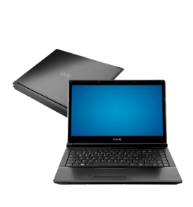 "Notebook CCE IRON-787P - Intel Core i7-2630QM - RAM 8GB - HD 750GB - LED 14"" - Windows 7 Home Premium"