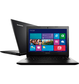 "Notebook Lenovo G400s-80AU63P - HD 1TB - RAM 4GB - Intel Core i5-3230M - LED 14"" - Touchscreen - Windows 8"