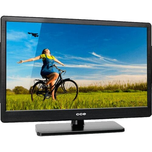 "TV 29"" LED CCE LT29G - Conversor Digital Integrado - Sleep Timer - HDMI - USB - Preta"