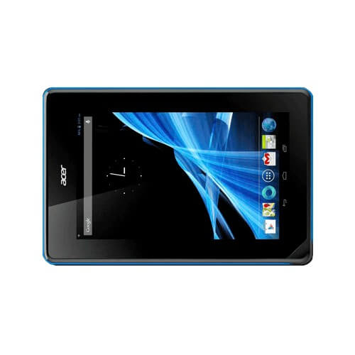 "Tablet Acer Iconia B1-A71_CK_08A - Dual Core - RAM 512MB - HD 8GB - Tela 7"" - Android 4.1"
