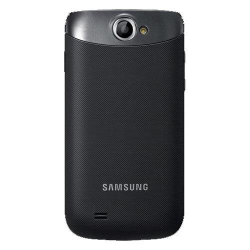 "Smartphone Samsung Galaxy W I8150B Preto - 3G - 2GB - 5MP - Android 2.3 - Quad-Core - Tela 3.7"" - Desbloqueado"