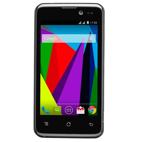 "Smartphone CCE SK412 - Branco - 4GB - 5 MP - 3G - Tela 4"" - Android 4.3"