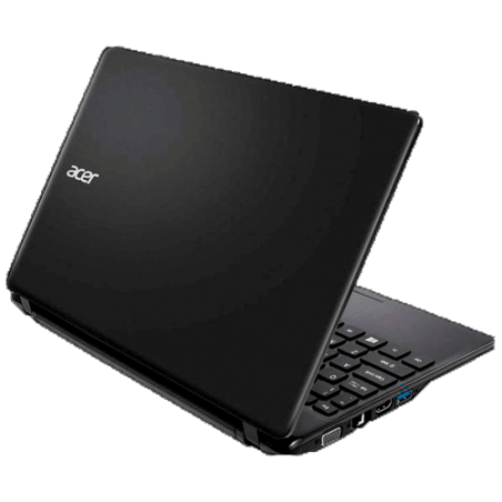 "Notebook Acer V5-123-3728 - AMD E1 2100  - RAM 2GB - HD 320GB - LED 11.6"" - Windows 8"