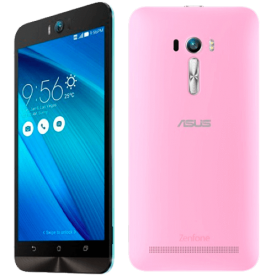 "Smartphone Asus Zenfone Selfie - Dual Chip - 32GB - 4G - 13MP - Android 5 - Tela 5.5"" - Rosa"