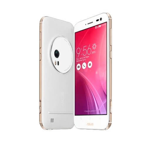 "Smartphone Asus Zenfone Zoom - Tela 5.5"" - 4G - 13MP - 64GB - Android 5 - Branco"