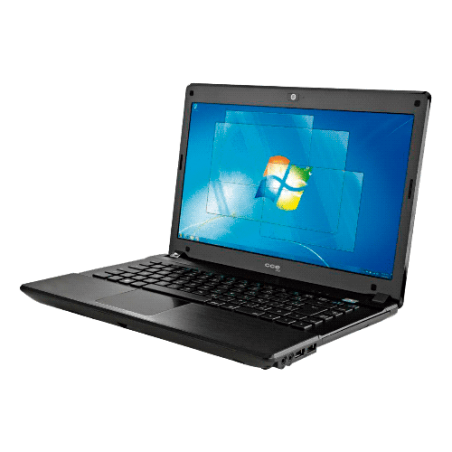 "Notebook CCE M300S - Dual Core - HD 320GB - RAM 2GB - LED 14"" - Windows 7 Starter"