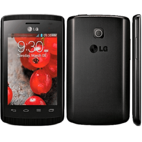 "Celular LG Optimus L1 II Dual - 4GB - Dual Chip - 2MP - Tela de 3"" - Android 4.1"