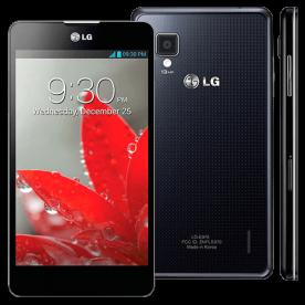 """Celular LG Optimus G Preto E977 Preto - Quad Core - 32GB - Desbloqueado - Tela 4.7"""" - Android 4.1"""