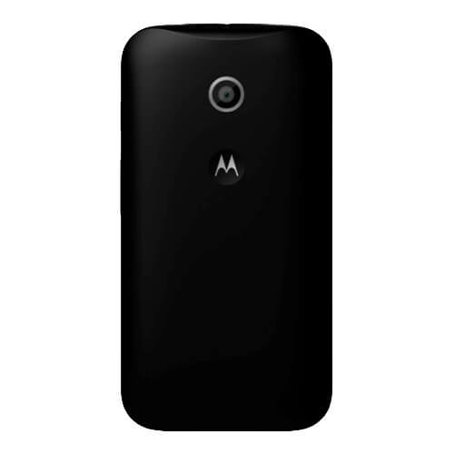 "Smartphone Motorola Moto E Dual XT1022 Preto - 5MP - 4GB - Desbloqueado - Tela 4.3"" - Android 4.4"