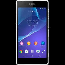 "Smartphone Sony Xperia Z2 D6502 Branco - 20.7MP - 16GB - Desbloqueado - Tela 5.2"" - Android 4.4"