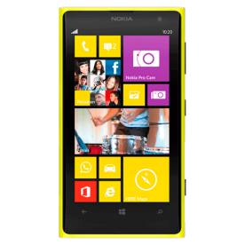 "Smartphone Nokia Lumia 1020 - LTE 4G - 32GB - 41MP - Bluetooth - Wi-Fi - Tela 4.5"" - Windows 8"