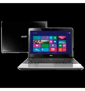 "Notebook Acer E1-471-6413 Intel Core i3-2328M - RAM 6GB - HD 500GB - 14"" Windows 8"