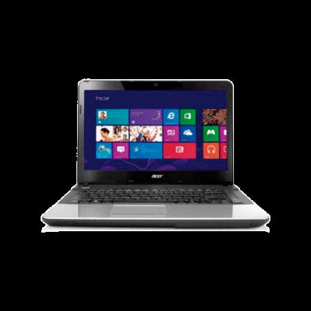 Notebook Acer E1-421-0_BR899 - AMD Dual Core E1-1200 - RAM 4GB - HD 320GB - Windows 8
