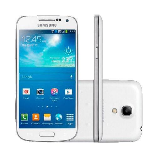 Smartphone Samsung Galaxy S4 Mini i9192 - Dual-Chip - 8GB - Branco - Android 4.2